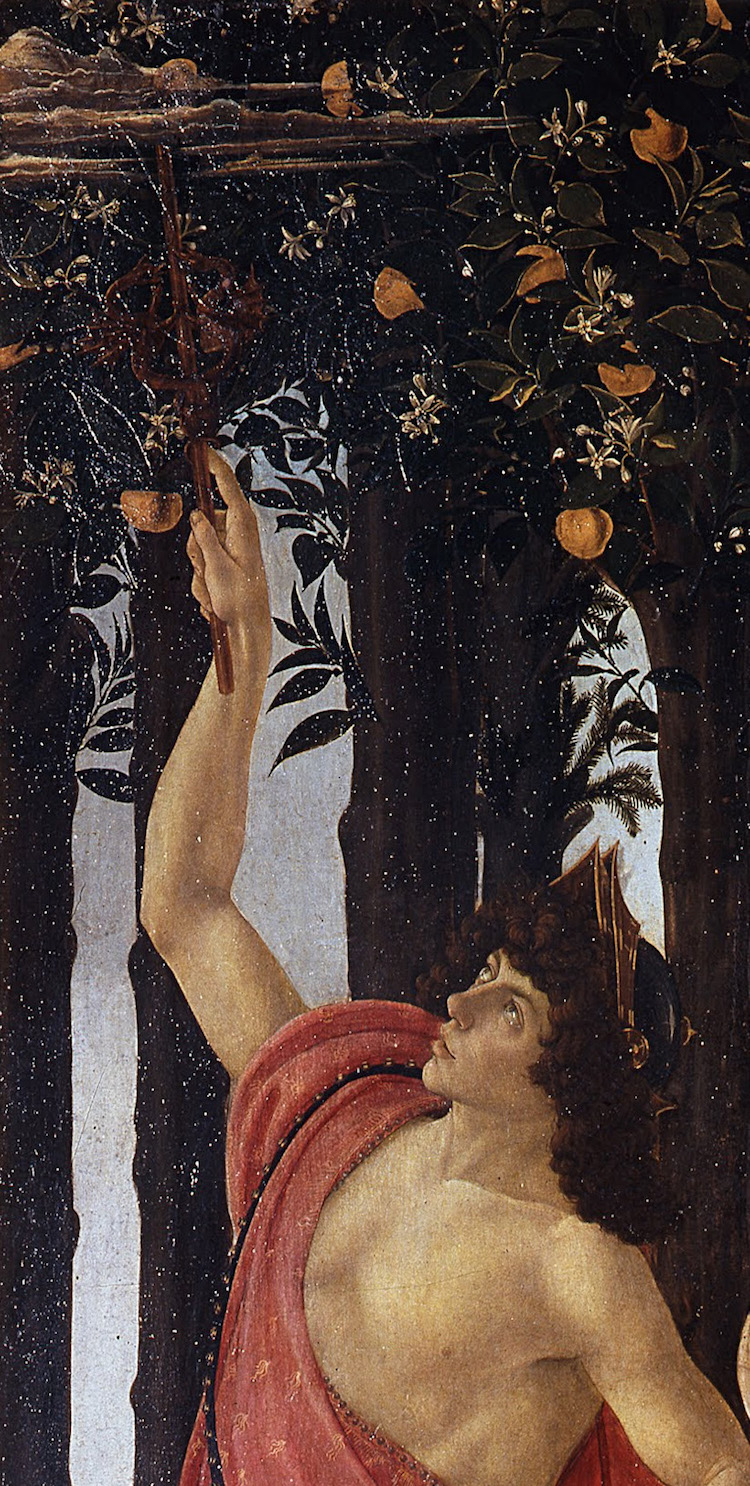 Botticelli Primavera Botticelli Paintings Italian Renaissance Art
