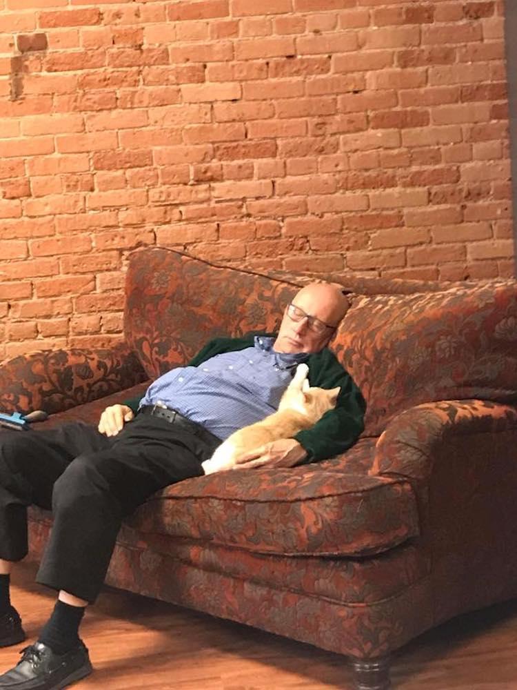 Cat Shelter Volunteer