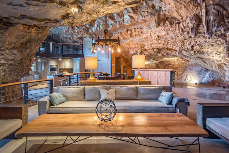 Cave House Beckham Creek Cave Lodge