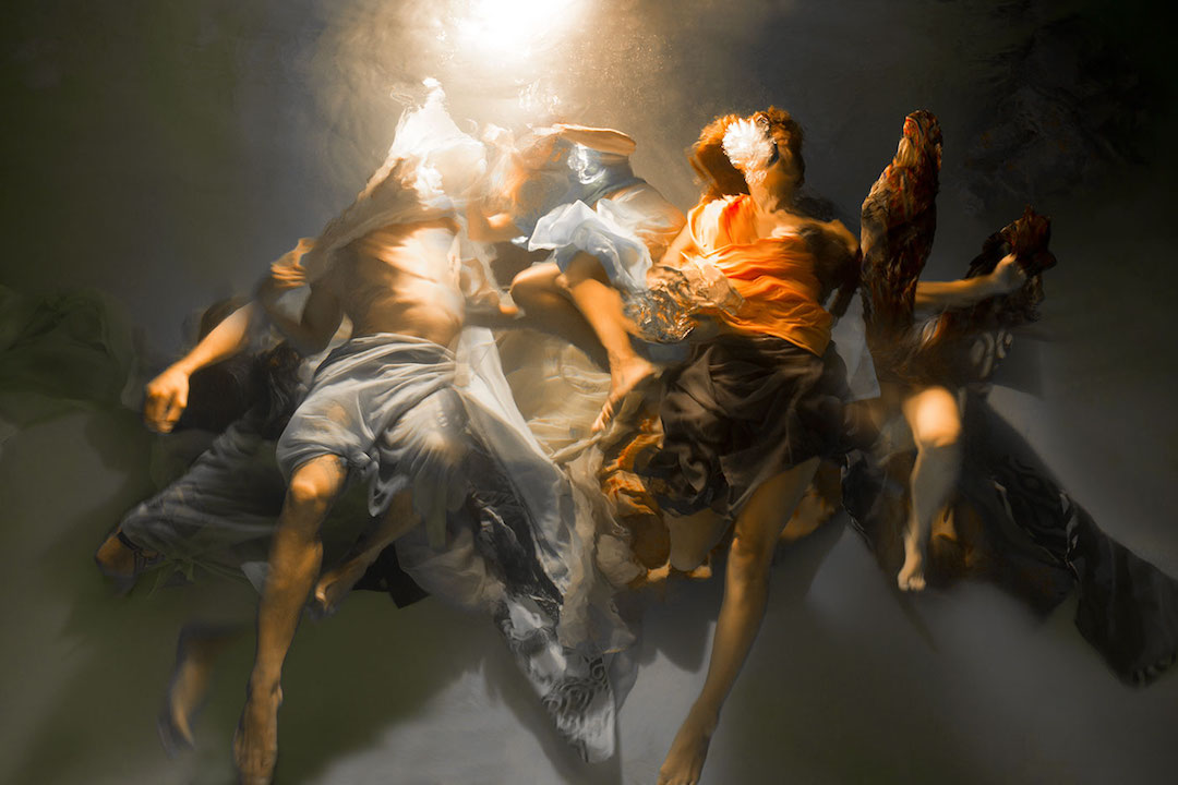 Muses Christy Lee Rogers Underwater Photography Underwater Photos Baroque Characteristics Baroque Paintings