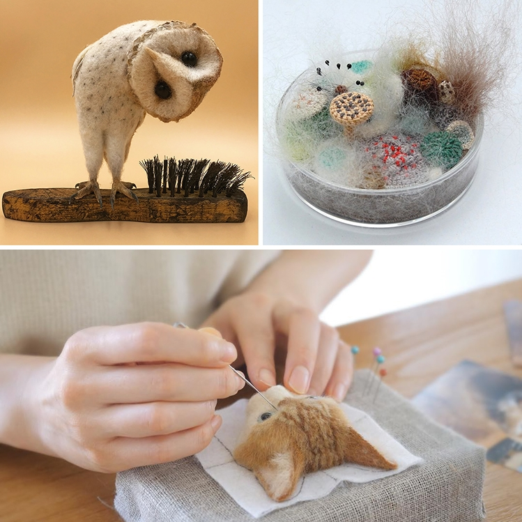 Contemporary Felt Artists