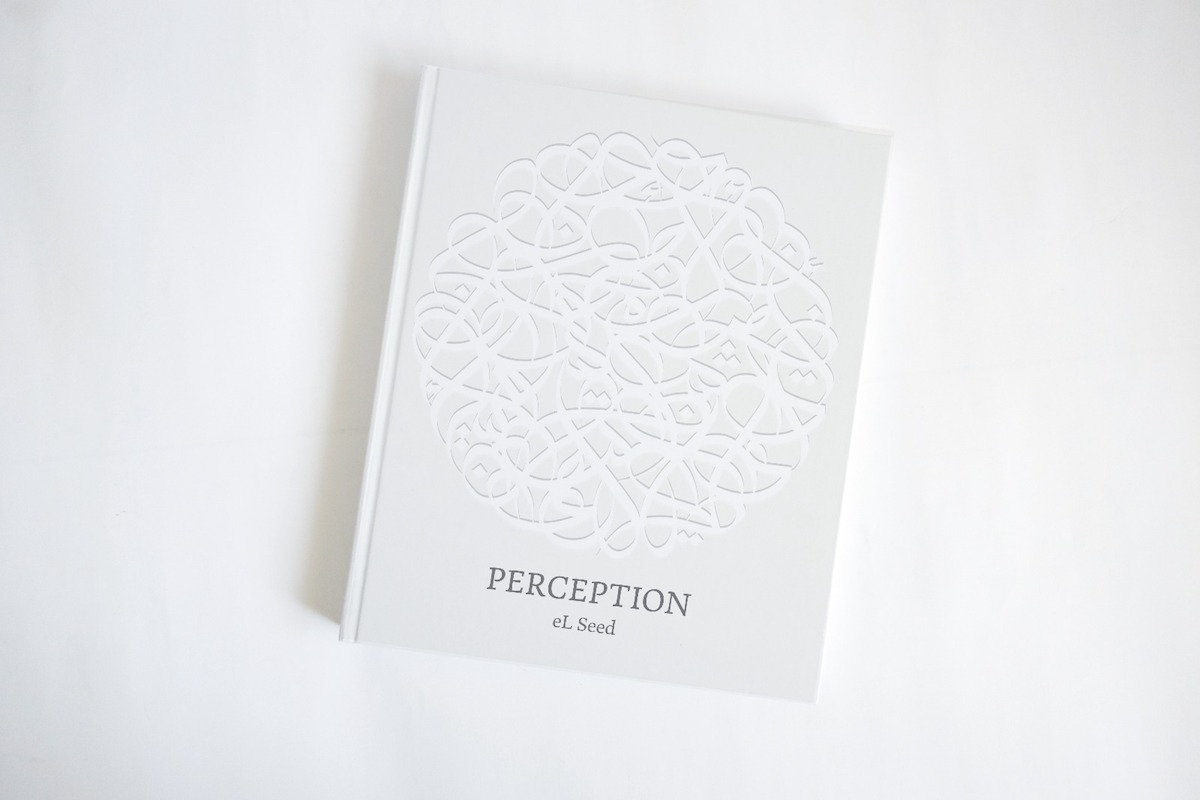 eL Seed - Perception book