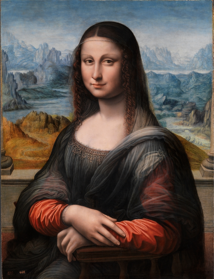 Famous Portraits in Art History Who is Mona Lisa
