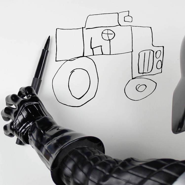Funny Kids' Drawings Digital Art Things I have Drawn