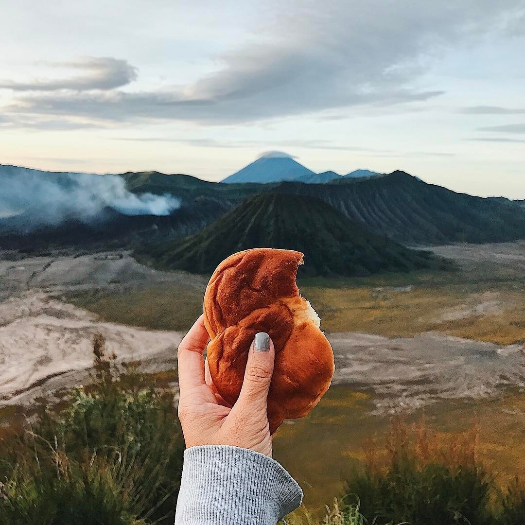 Travel Food Instagram Called Girl Eat World