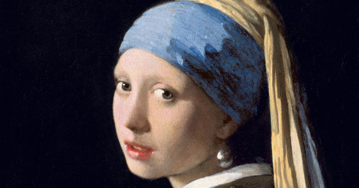 8c9144e7b6b The History of the Girl With a Pearl Earring Painting by Johannes ...