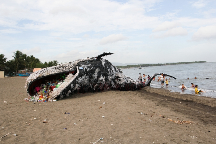 Activist Art to Stop Plastic Pollution