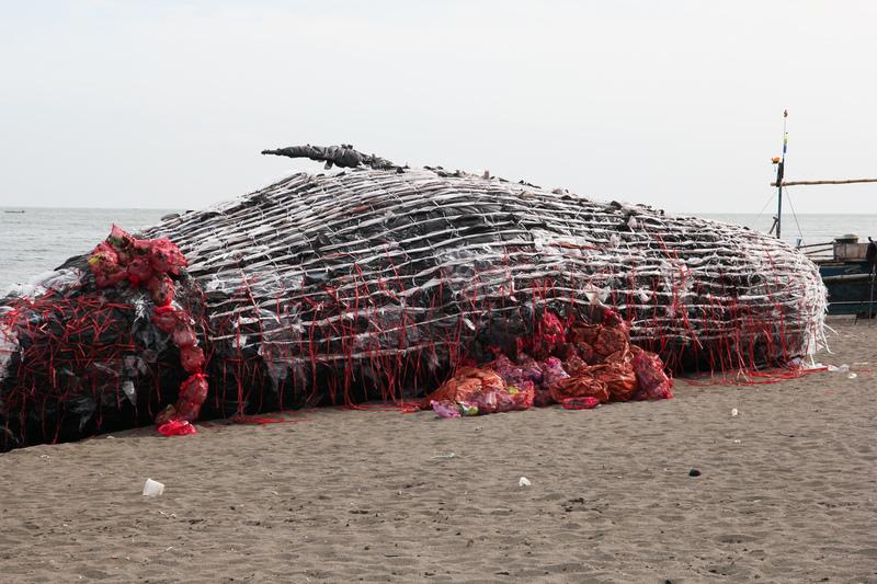 Activist Art to Stop Plastic Pollution