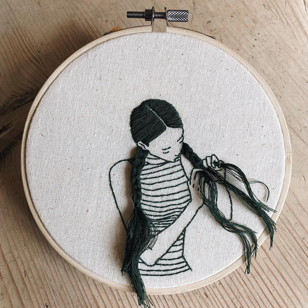 What Is Embroidery Learn The Embroidery Definition And Ancient Origins