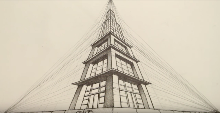 Learn the Basics of Perspective Drawing and How to Master It