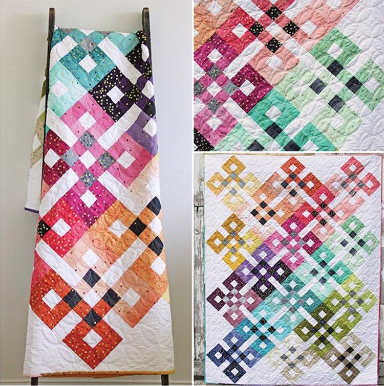 Colorful Quilt Kit