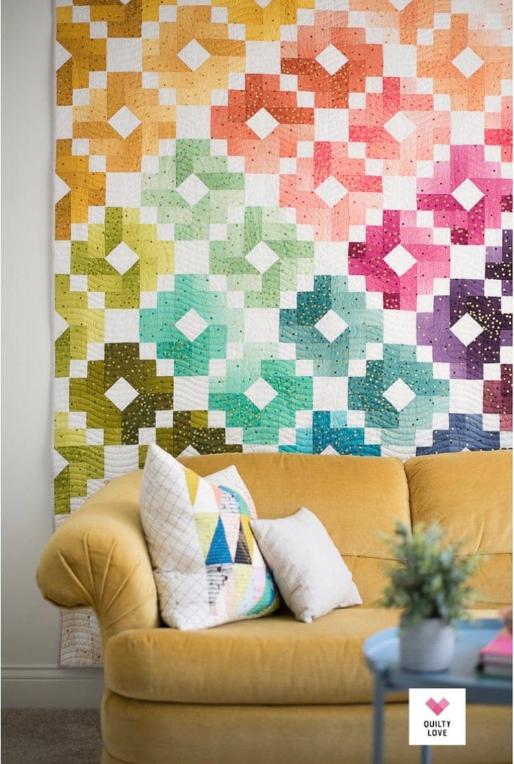 Contemporary Quilting Kit