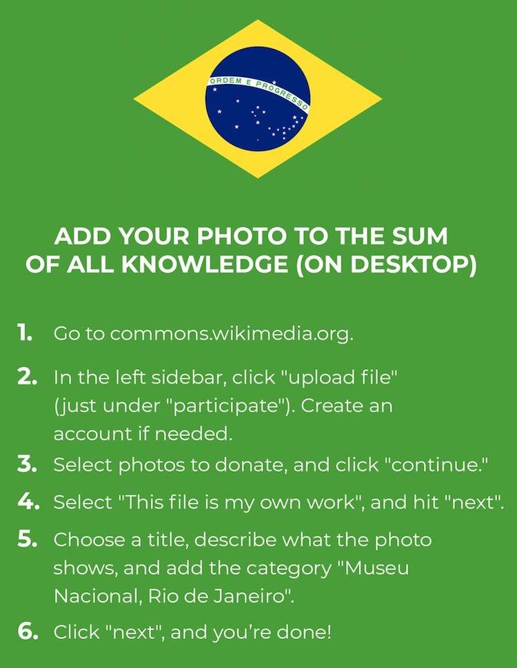 Rio Museum Archive Rio Museum Archive Fire Wikipedia Digitization