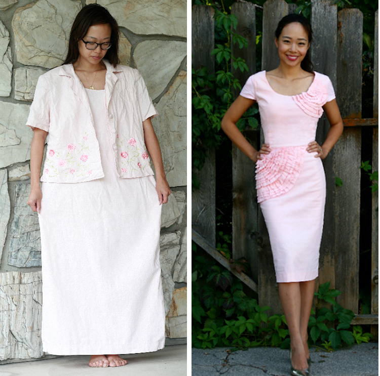 Upcycled Clothing Sarah Tyau Life is Beautiful