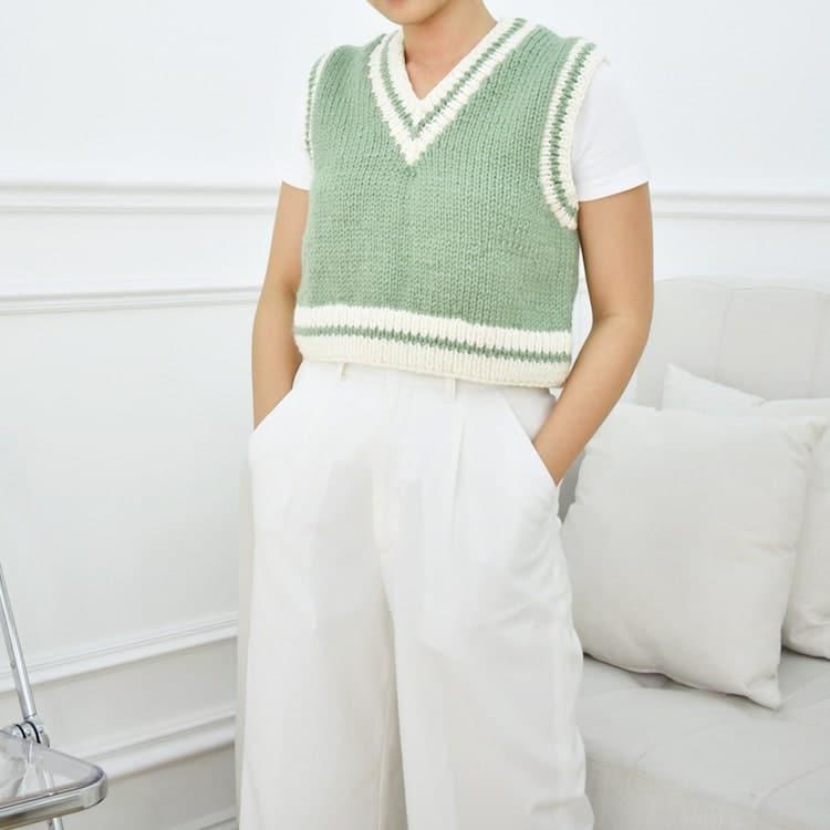 Sweater Vest Pattern