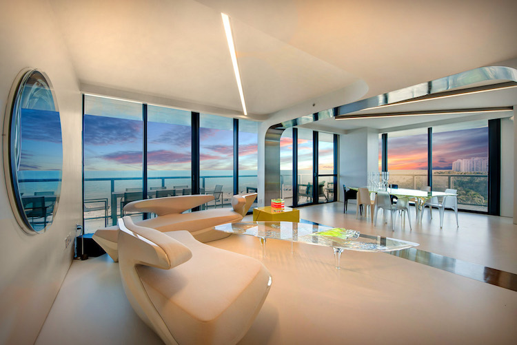 Zaha Hadids Personal Miami Condo Fetches 575 Million