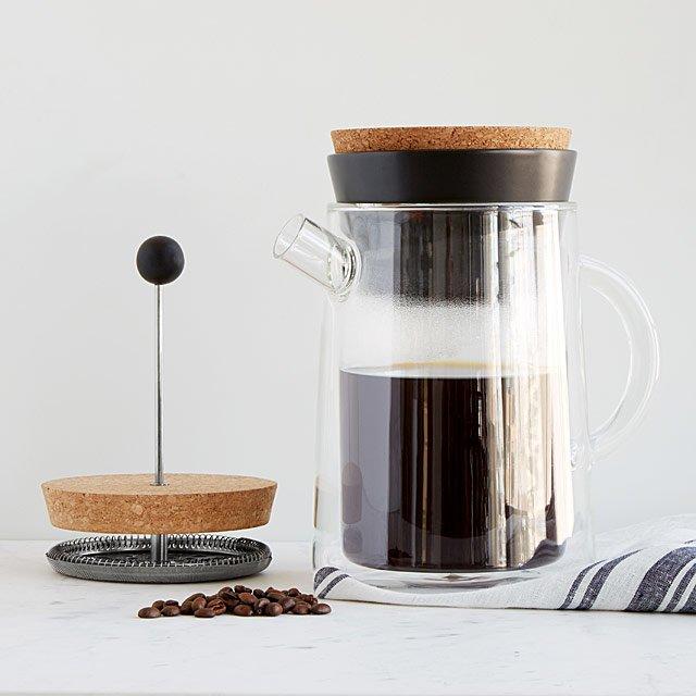 3-in-1 Manual Coffee Press