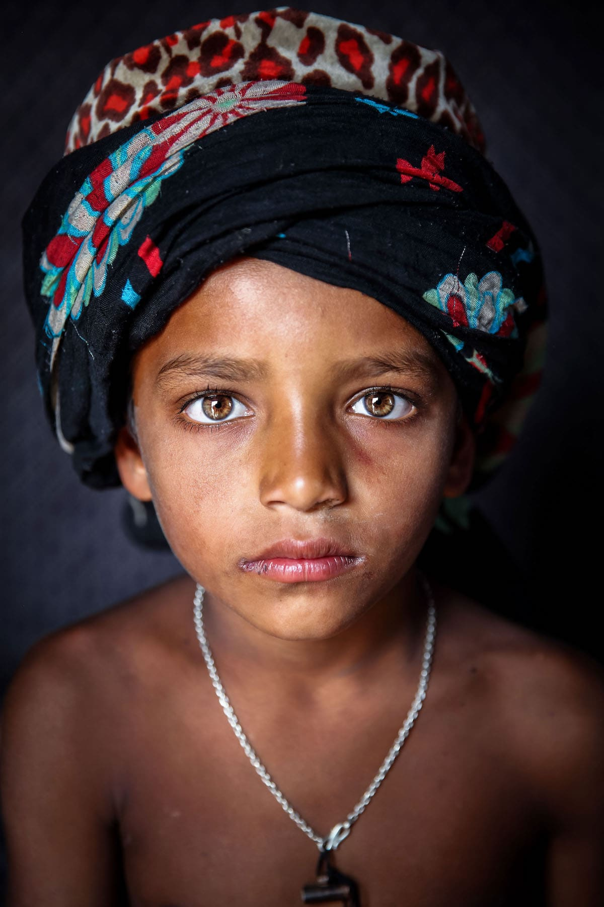Mou Aysha - Portrait Photography - Children of Bangladesh