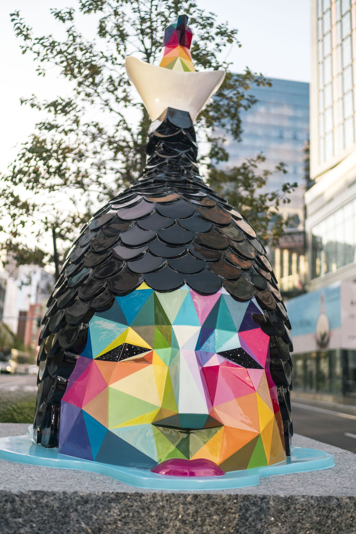 Boston Public Art by Okuda
