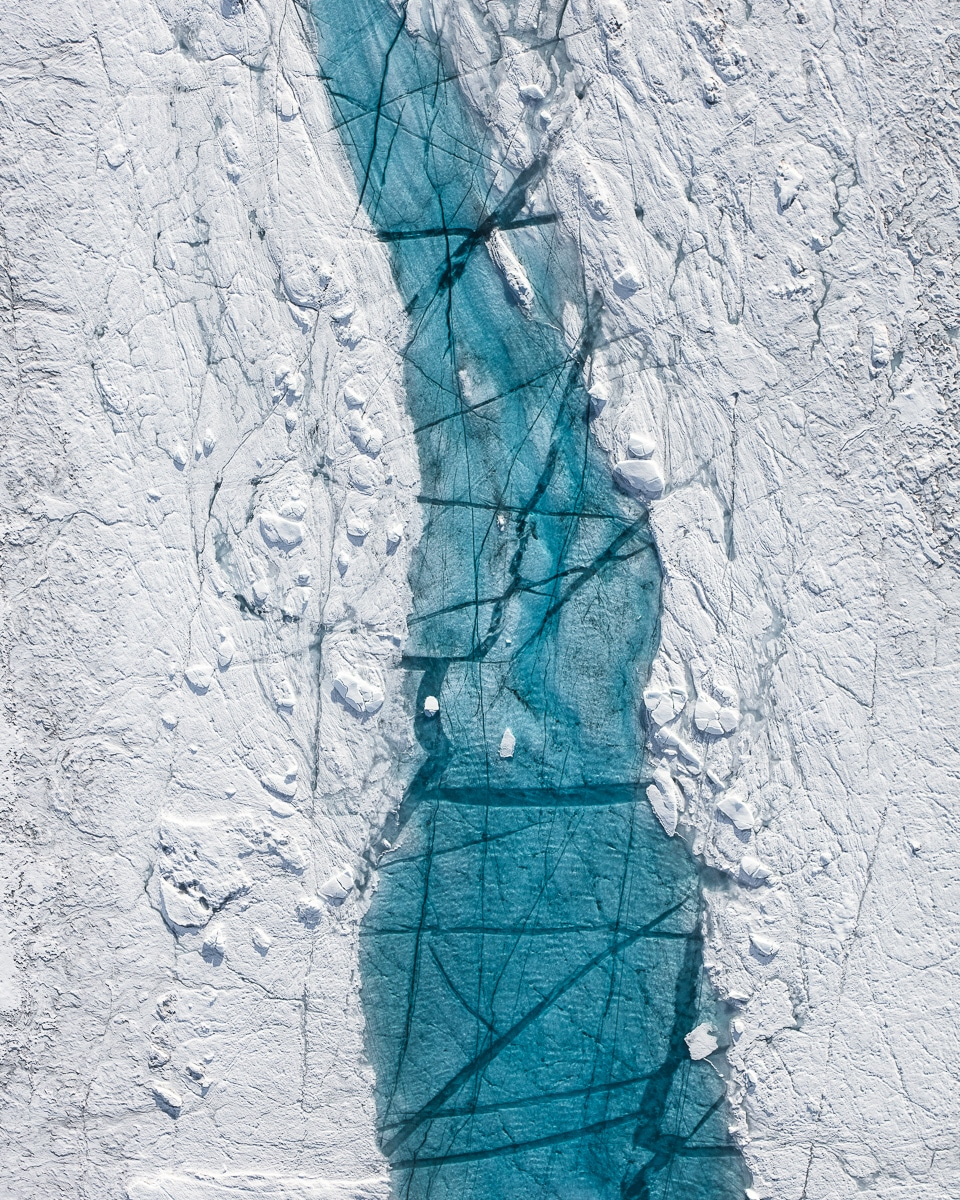 Greenland Ice Sheets by Tom Hegen