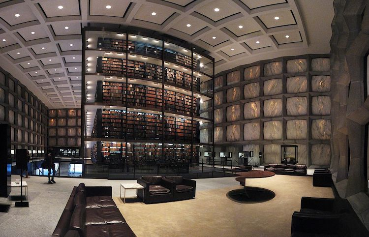 Beinecke Rare Book & Manuscript Library - Yale