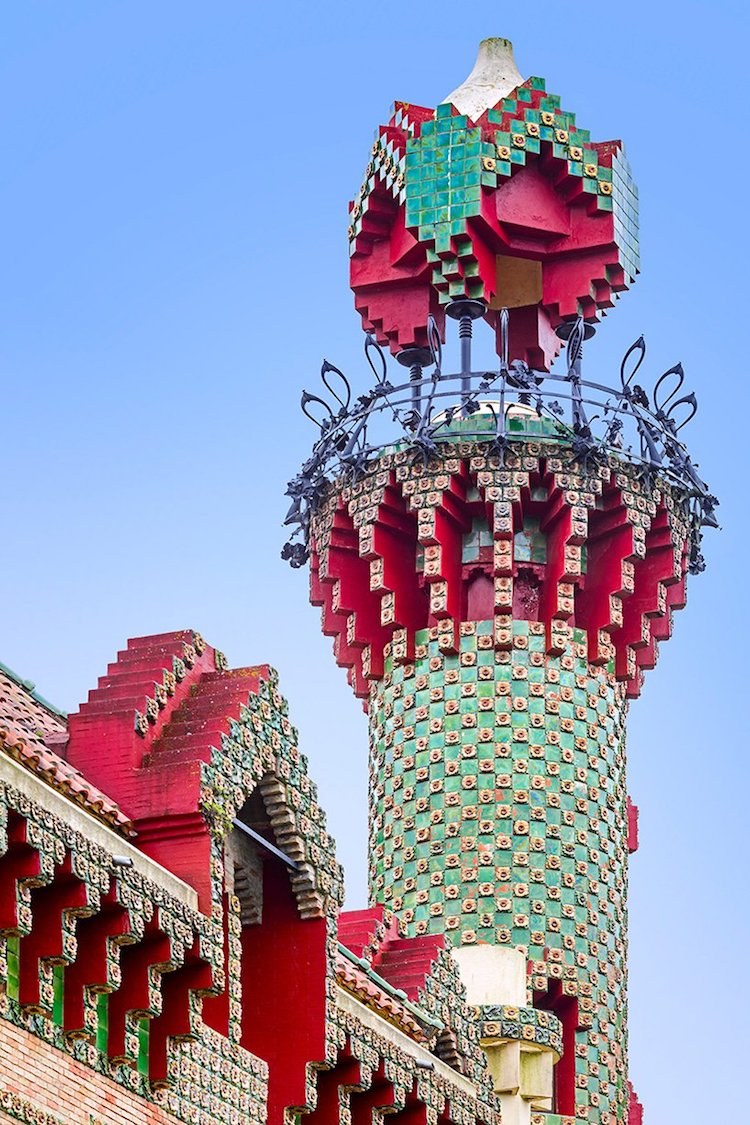 Antoni Gaudí - El Capricho