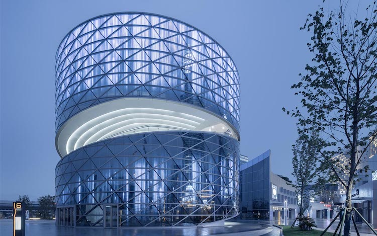 Contemporary Architecture in China by ATAH