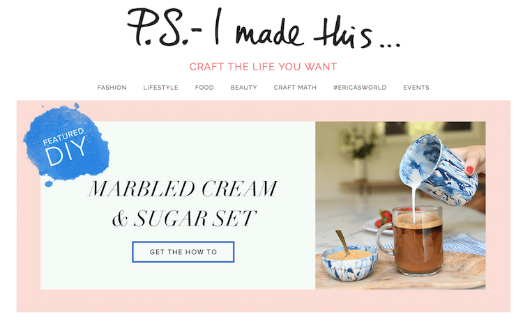 Best Craft Blogs