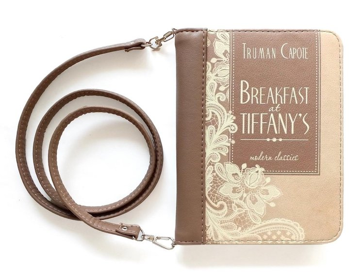 Breakfast at Tiffanys Clutch