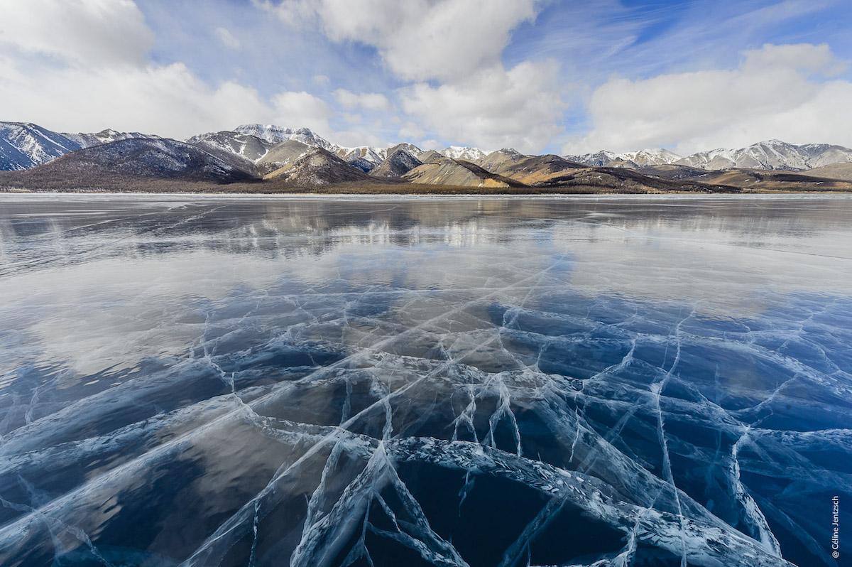 Ice Festival in Mongolia Photographed by Celine Jentzsch