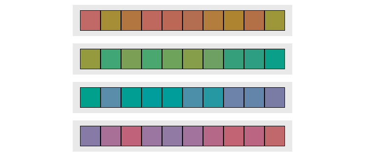 Color Vision Test by Pantone