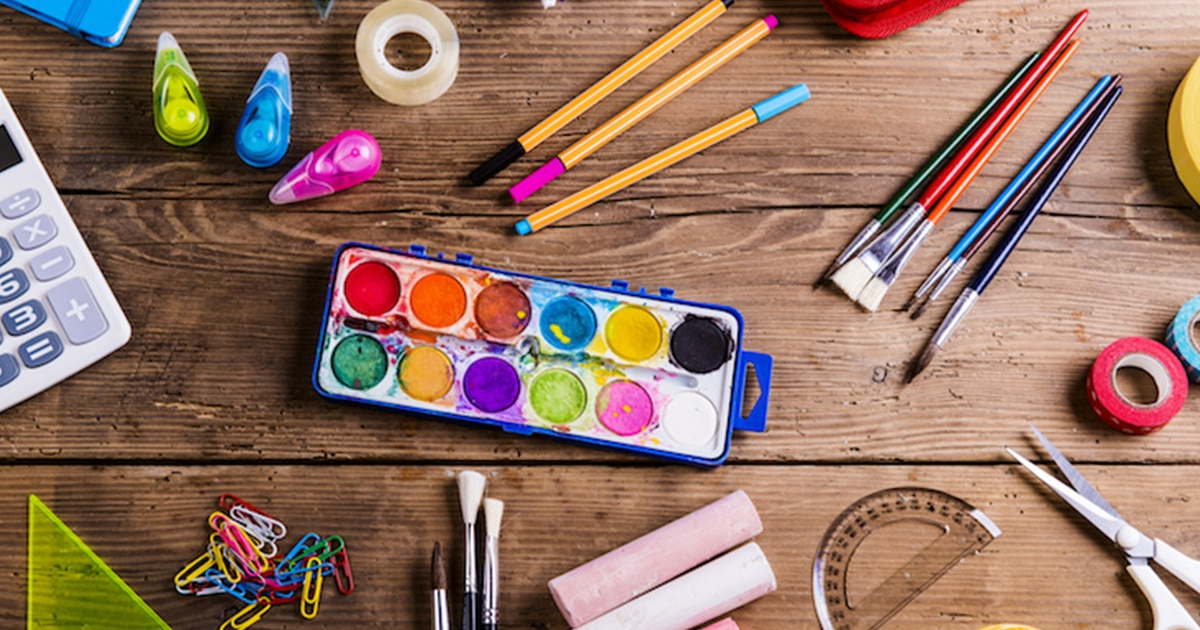 11 Cool Art Supplies You've Never Heard Of But Need to Try