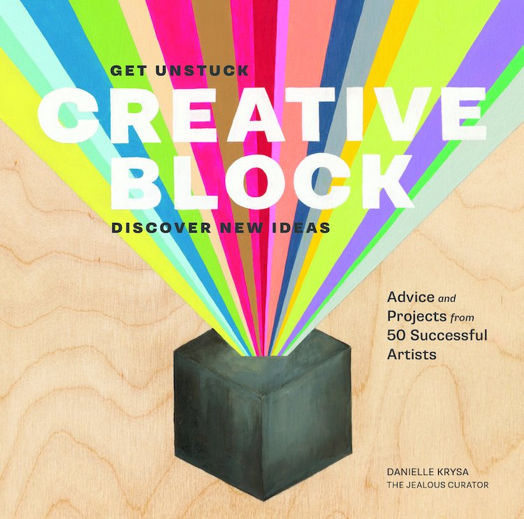 Creative Block Book