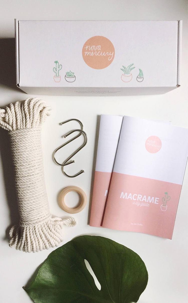Beginner Macrame Kit