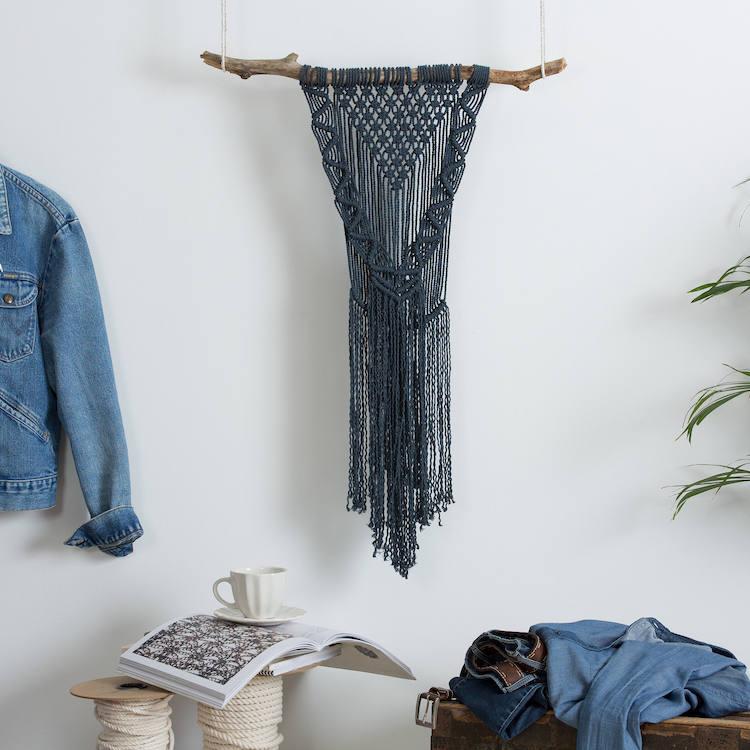 Macrame Kit - Wall Hanging