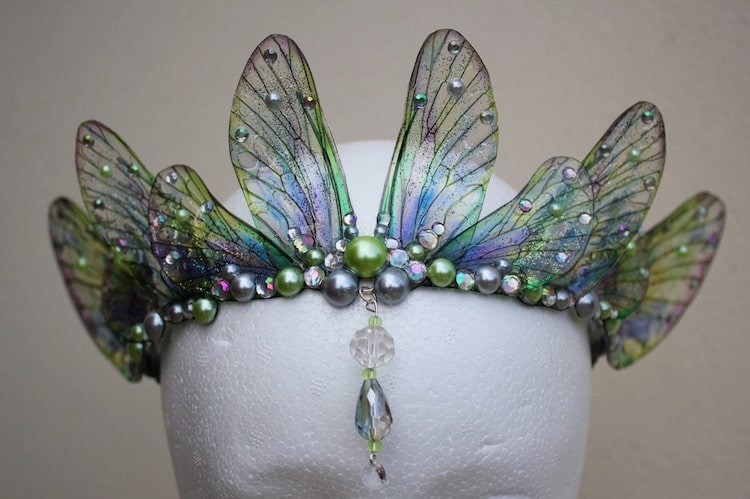 accesorios de hada por Rosanna Long