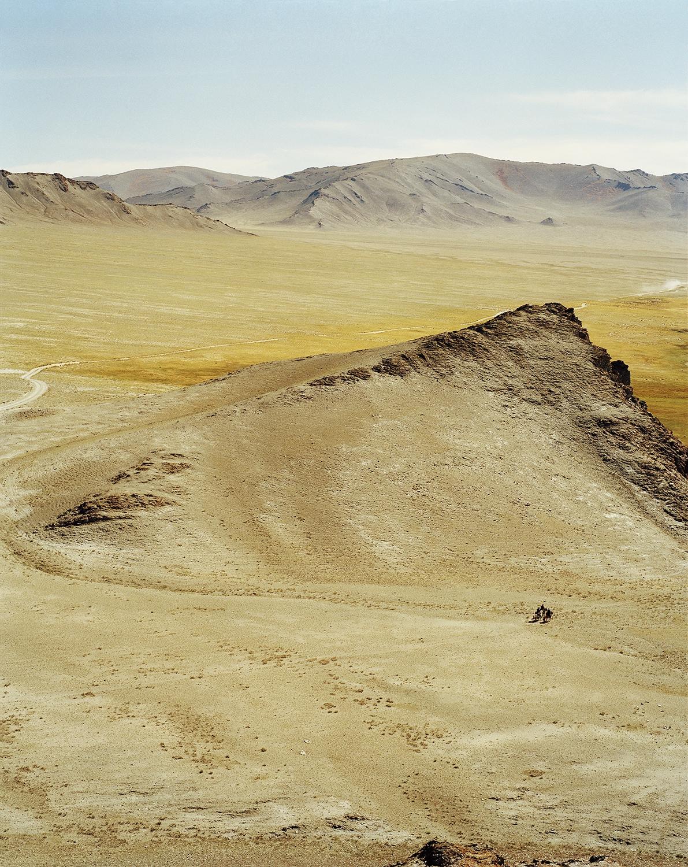 Libro de Mongolia por Frederic Lagrange