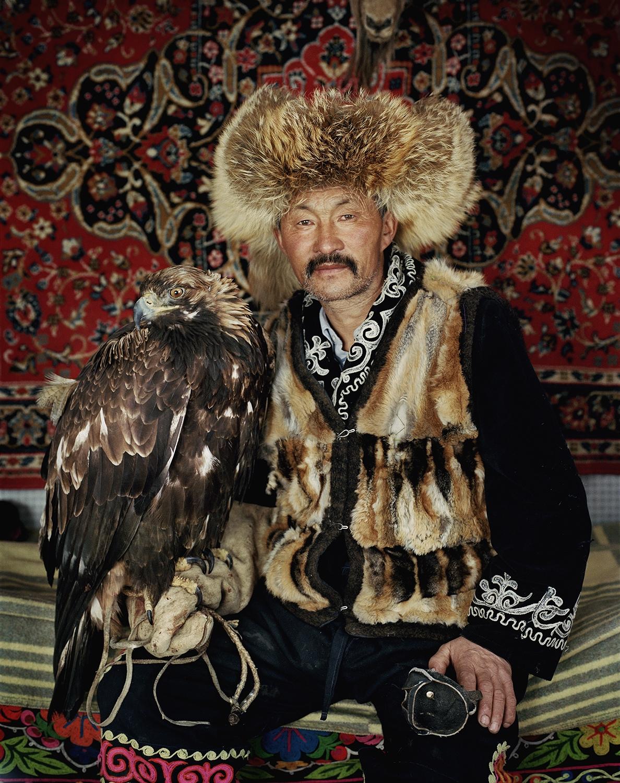 Libro Foto de Mongolia por Frederic Lagrange