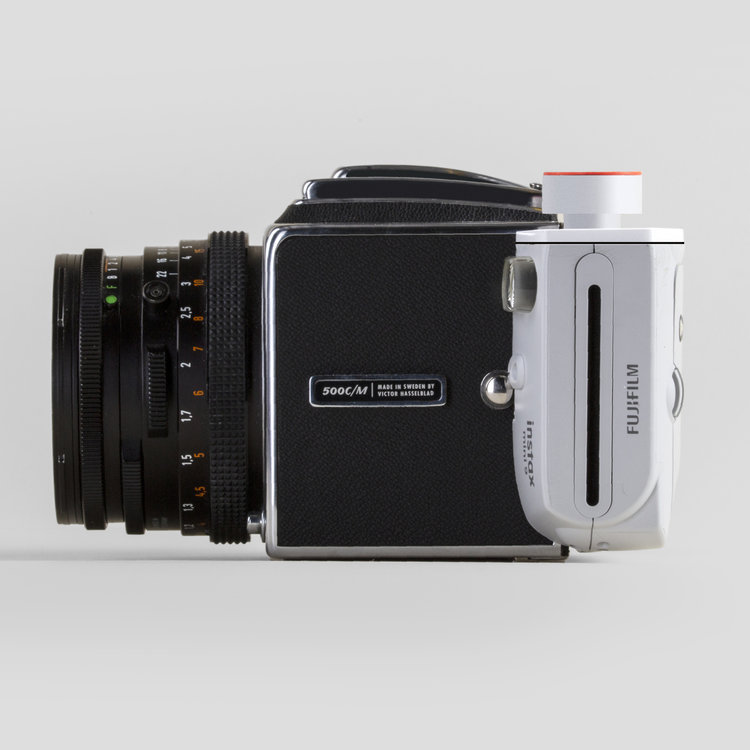 Hasselblad Instax Hybrid by Isaac Blankensmith
