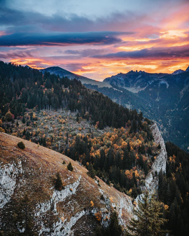 Awe-Inspiring Atmospheric Landscape Photography By Lloyd Evans