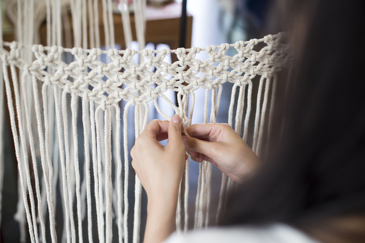 How to Begin Macrame