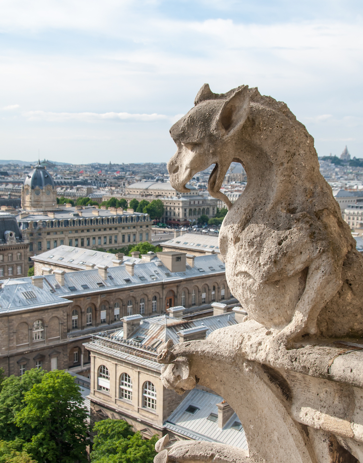 Notre Dame Grotesques Notre Dame Cathedral Notre Dame Gargoyles Notre Dame Sculptures