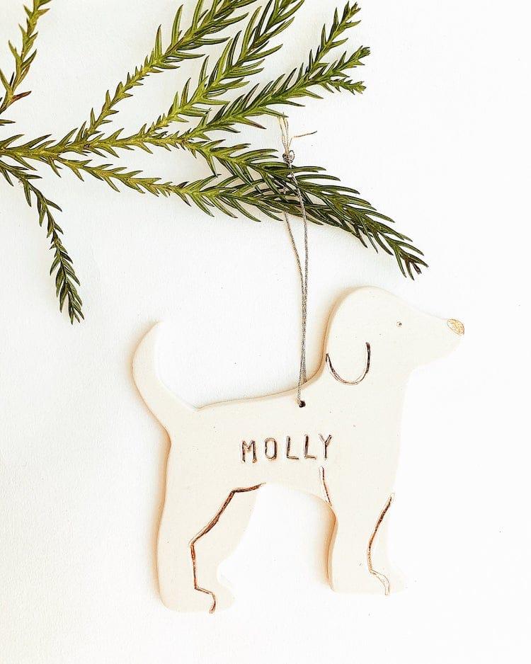 Custom Holiday Ornament