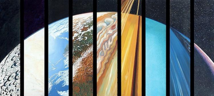 Galaxy Art by Steve Gildea