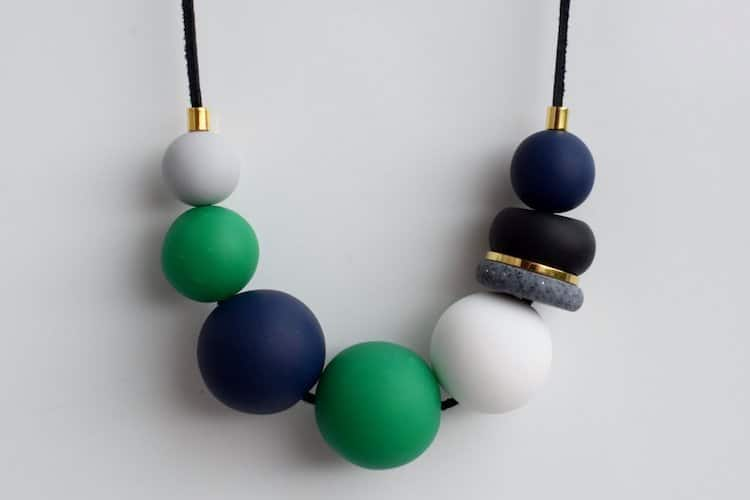Jewelry Made from Polymer Clay