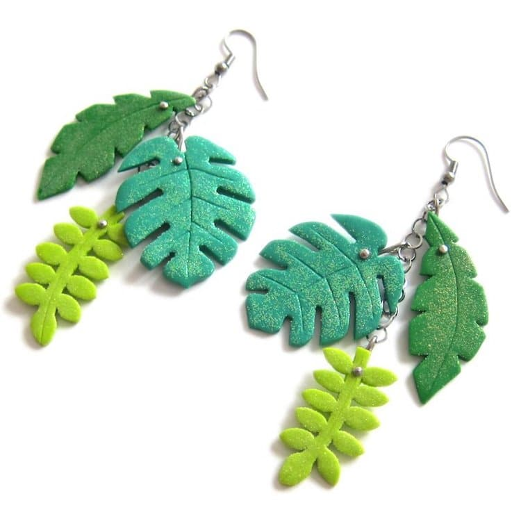 What is Polymer Clay Jewelry