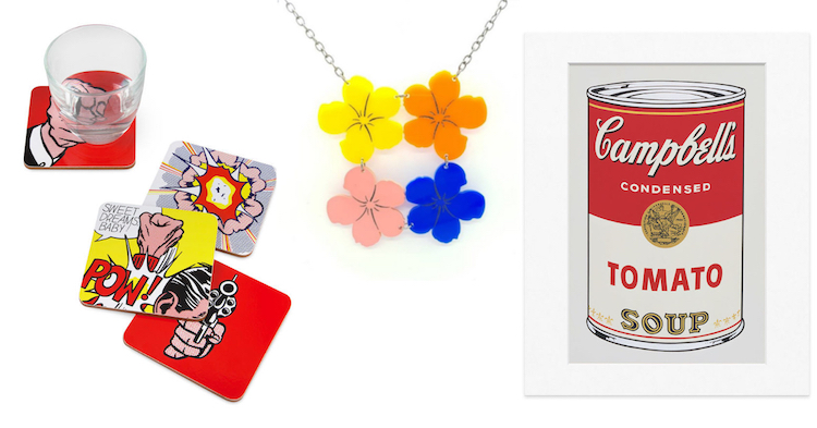 Pop Art Presents Pop Art Gift