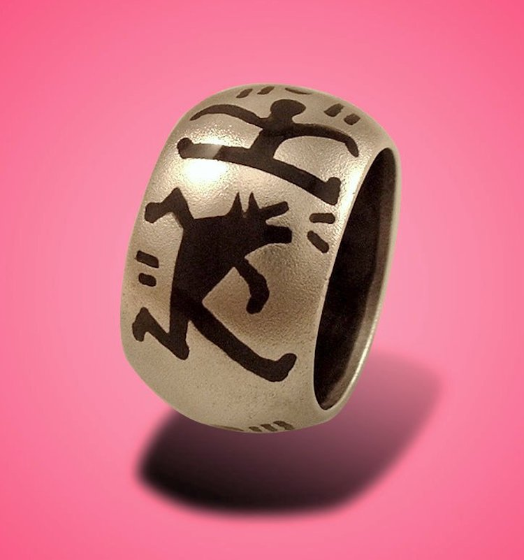 Keith Haring Pop Art Presents Pop Art Gift