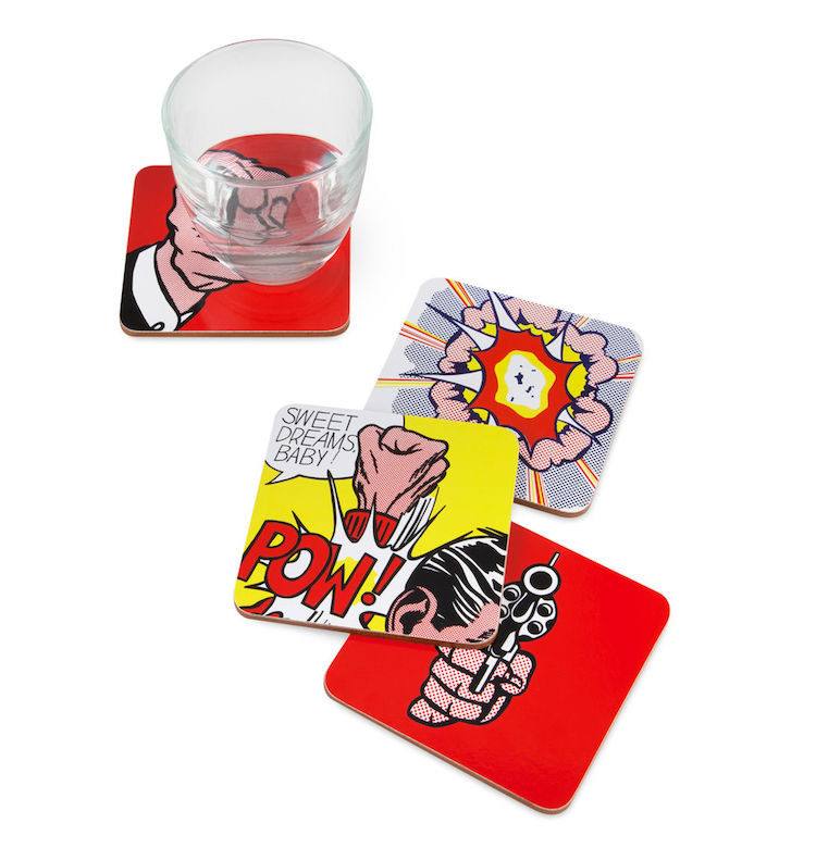 Roy Lichtenstein Pop Art Presents Pop Art Gift