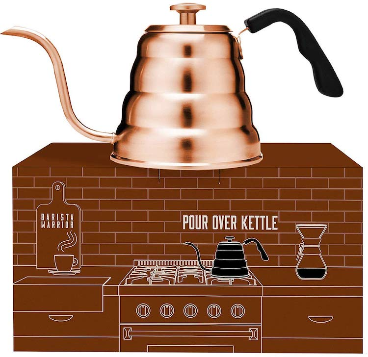 Pour Kettle Gift for Coffee Lover